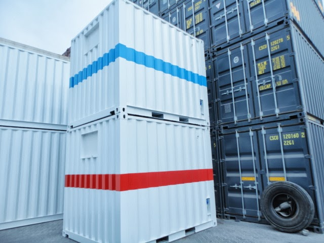 10ft insulated containers