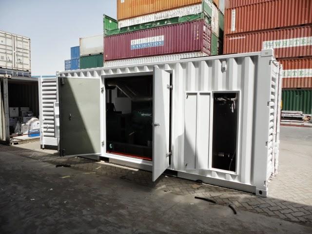 Accoustic Generator Enclosure
