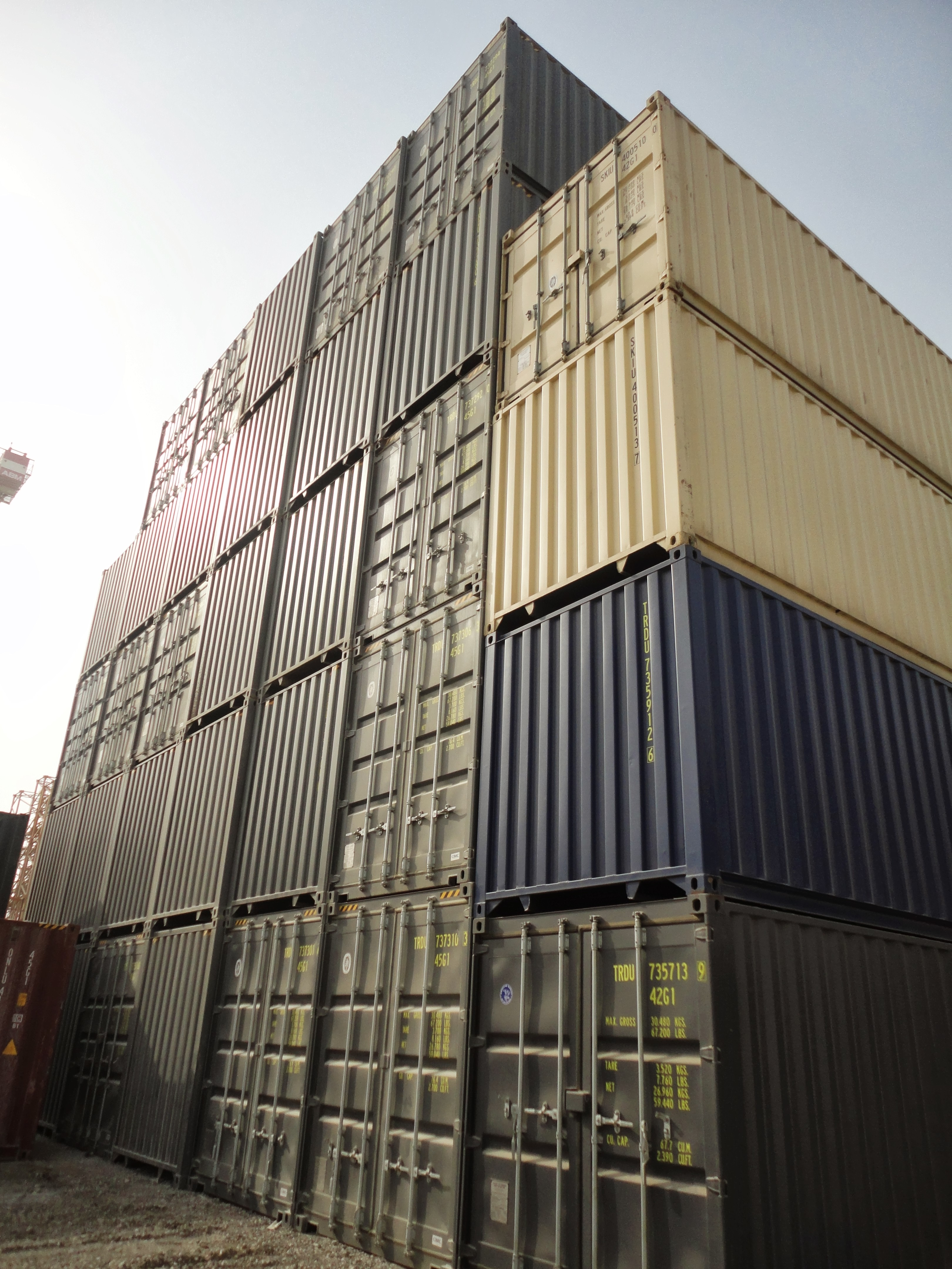 20ft Brand New Containers