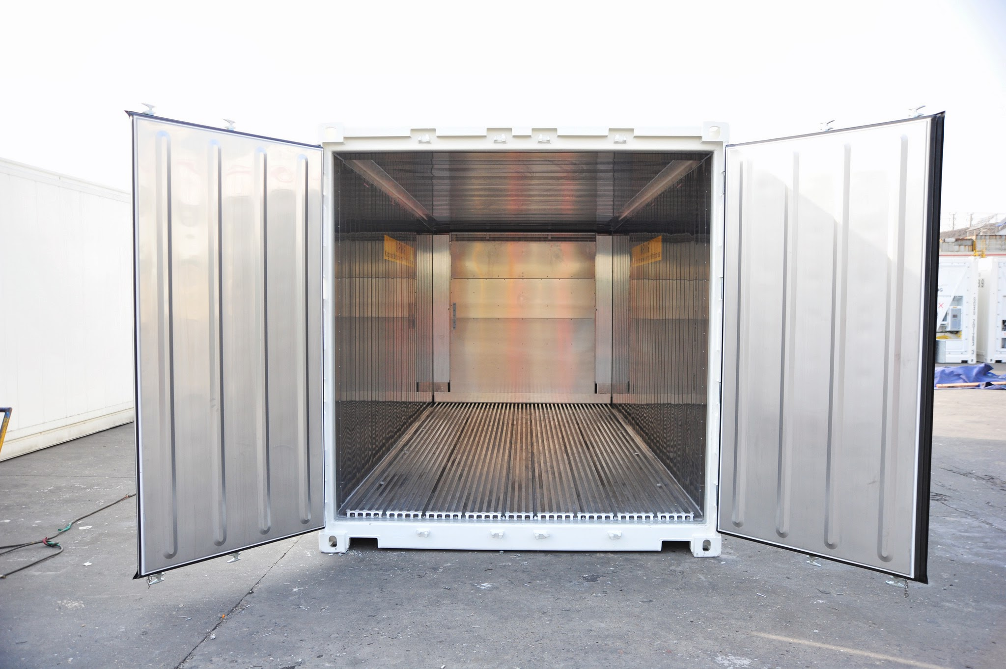20ft DNV Offshore Reefer Container - Interior